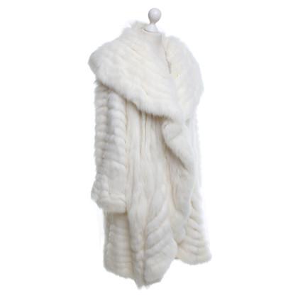 Escada Coat of fox fur