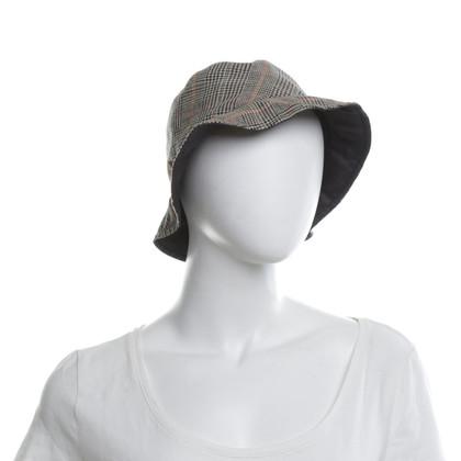 Borsalino Hat with reversible function