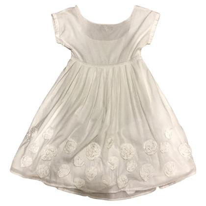 Twin-Set Simona Barbieri witte jurk
