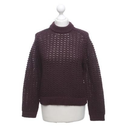 Phillip Lim Sweater in Bordeaux