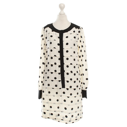 Reiss Dress with dot pattern