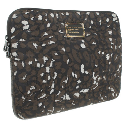 Marc by Marc Jacobs Veelkleurige laptop Tas