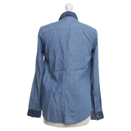 Michael Kors Denim shirt with washing