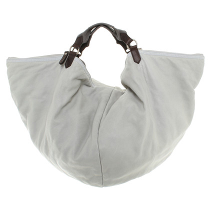 Brunello Cucinelli Handtas in Gray