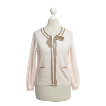 Paule Ka Fine Cardigan with bow