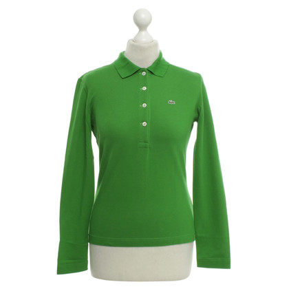 Lacoste Polo-Shirt in Grün