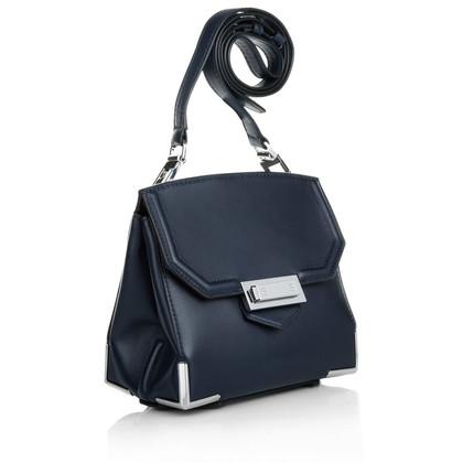 Alexander Wang Dark blue shoulder bag