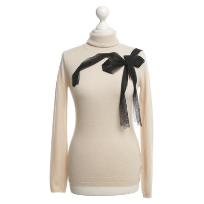Red Valentino Sweater with bow
