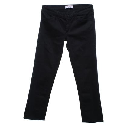 Acne Jeans in black
