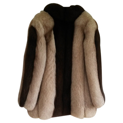 Givenchy Fox fur jacket