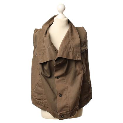 Rick Owens Vest in blik gebruikt