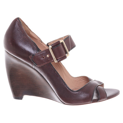 Hugo Boss Sandals in brown