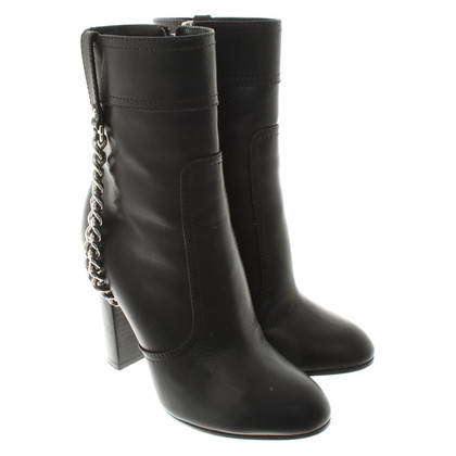 Dsquared2 Ankle Boots in Schwarz