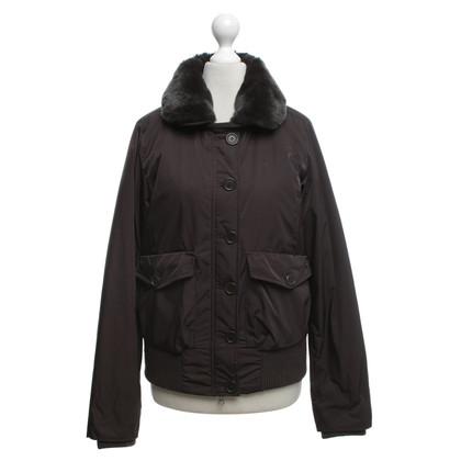 Woolrich Jacket with fur trim