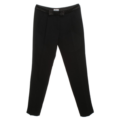 Claudie Pierlot Elegant pants with bow