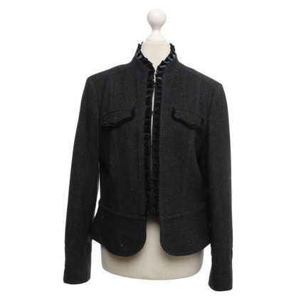 Luisa Cerano Blazer in Dark Grey