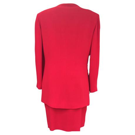 Moschino Kostüm Rot Freies Verschiffen Zuverlässig V8UnJlmf6k