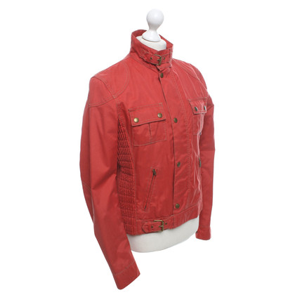 Belstaff Biker jacket in red
