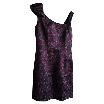 Lanvin Silk dress with pattern