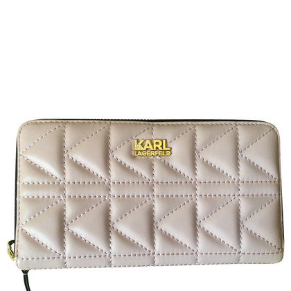 Karl Lagerfeld Leather Wallet