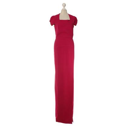 Roland Mouret Evening dress in pink