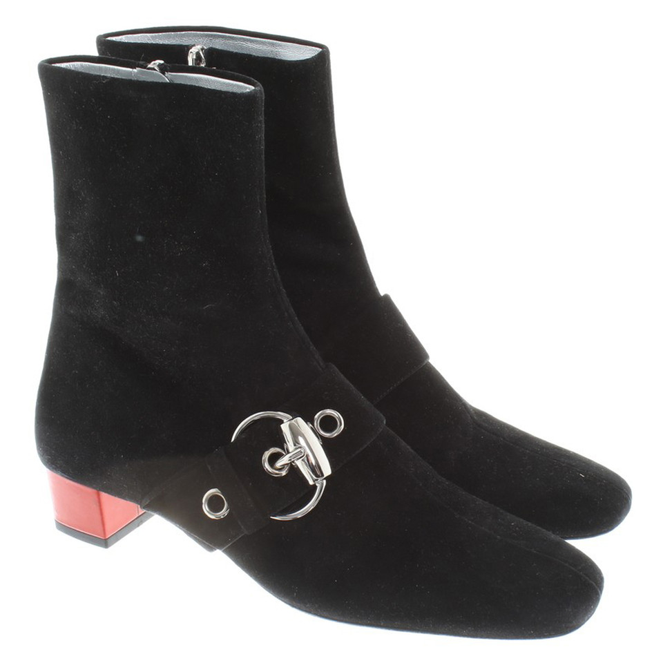 Gucci Ankle boots from suede