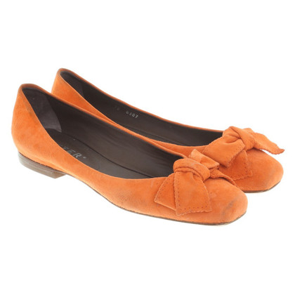 Unützer Ballerinas in Orange