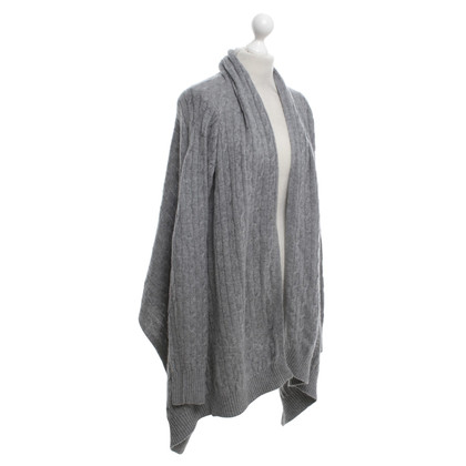 Bruno Manetti Cardigan in grey