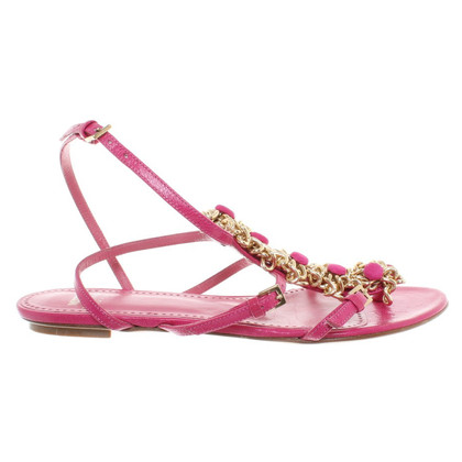 Moschino Cheap and Chic Sandali in fuxia