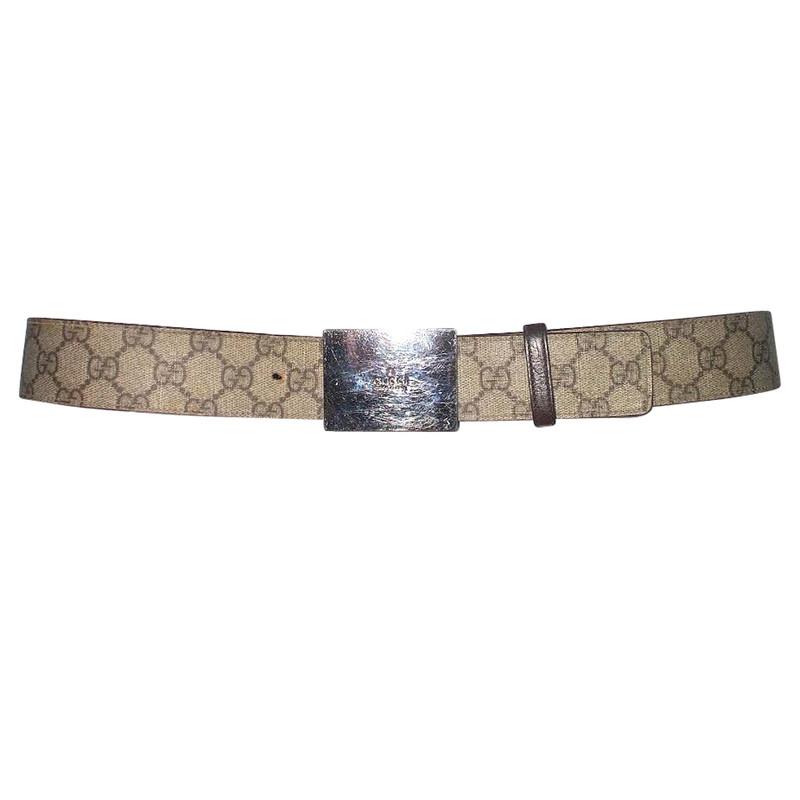 Gucci Logo belt