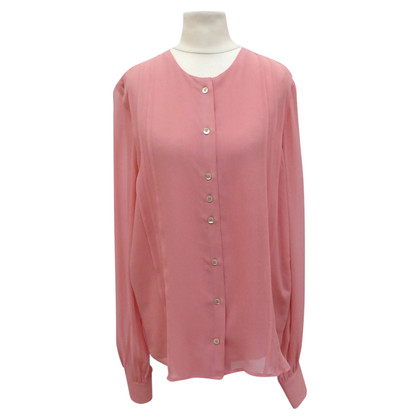 Other Designer Silk blouse with tuck