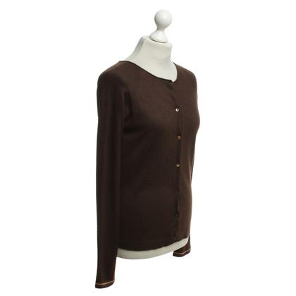 Etro Cardigan con seta / cashmere