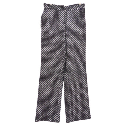 Chanel Wool trousers with pockets