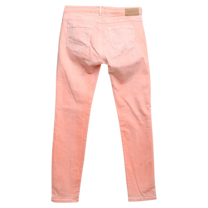 Maison Scotch i jeans color salmone