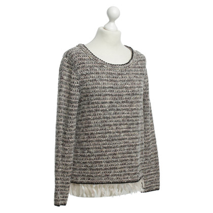 Marc Cain Wool jumper with pattern