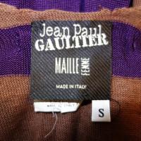 Jean Paul Gaultier Trägerkleid mit Blockstreifen