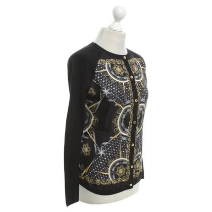 Versace Cardigan with print