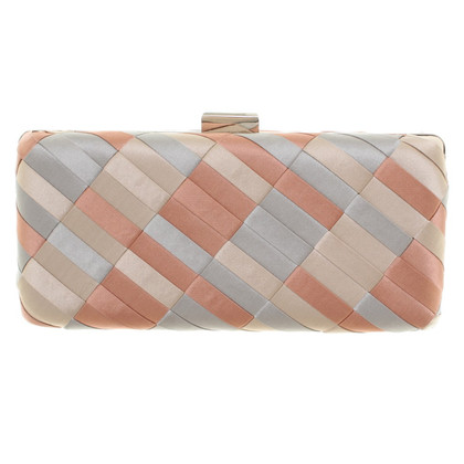 Coccinelle Clutch in Nude