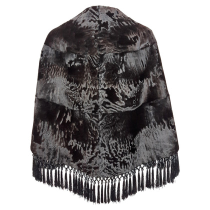 Other Designer Fur cloth wide cock black