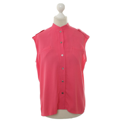 Paul & Joe Blouse in coral red