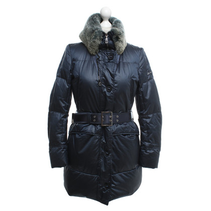 Peuterey Winter jacket in dark blue
