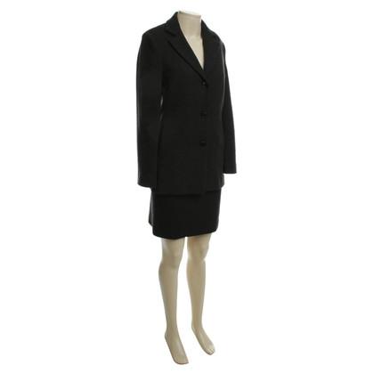Windsor Grijze wol kostuum