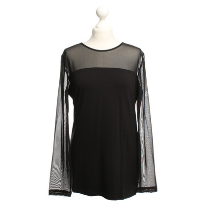 Strenesse Shirt with mesh inserts