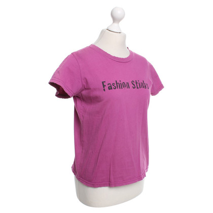 Joie T-shirt in look distrutto
