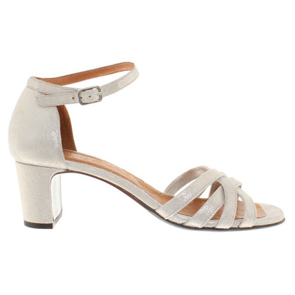 Other Designer Chie Mihara - Sandals in Gold