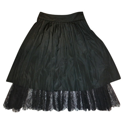 Blumarine skirt with lace