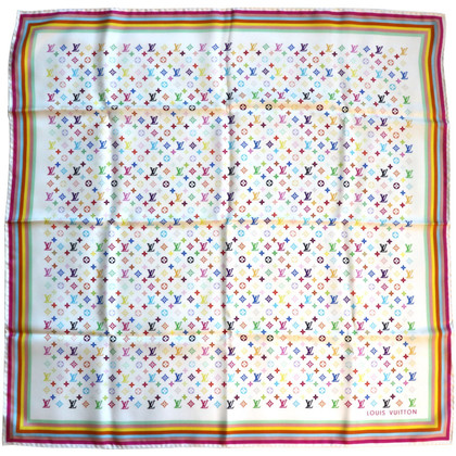 Louis Vuitton Cloth with Monogram Multicolore