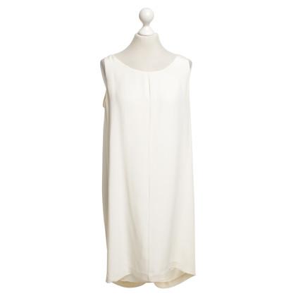 Amanda Wakeley Silk dress in cream