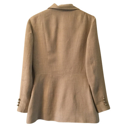 Moschino Cheap and Chic linen jacket