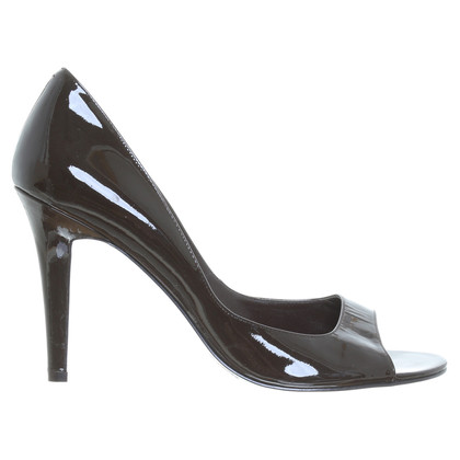 Ralph Lauren pumps lakleder